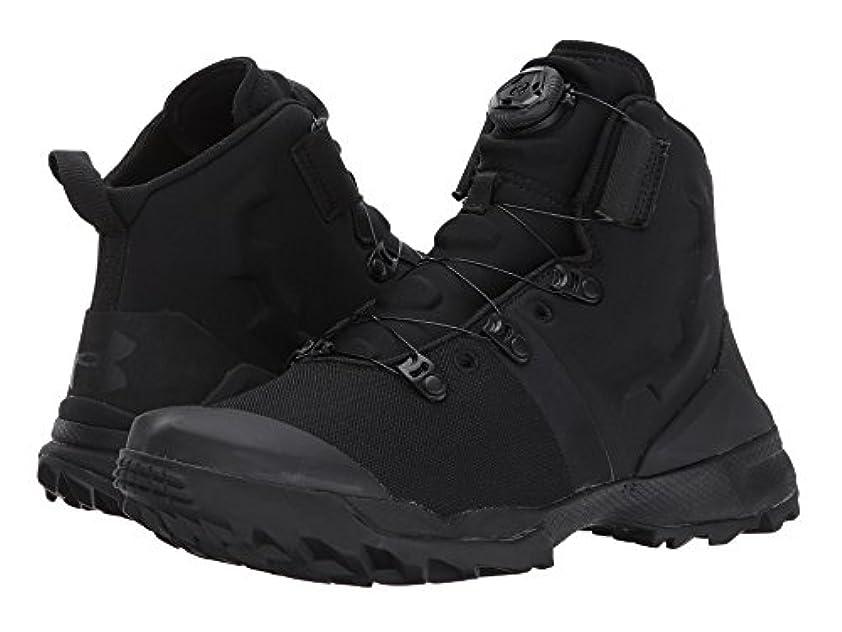 宣教師贅沢な抵抗(アンダーアーマー) UNDER ARMOUR メンズブーツ?靴 UA Infil Black/Black/Black 9 (27cm) D - Medium