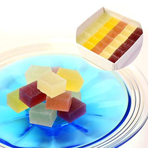 フルーツ琥珀 果乃菓(かのか) 30個入 (1セット)琥珀糖
