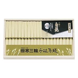 手延べ三輪の白髭 細麺 287-3387-124 KBS-80