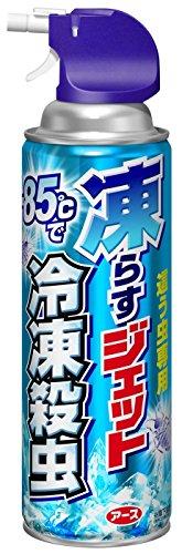アース製薬 凍らすジェット冷凍殺虫 300mL