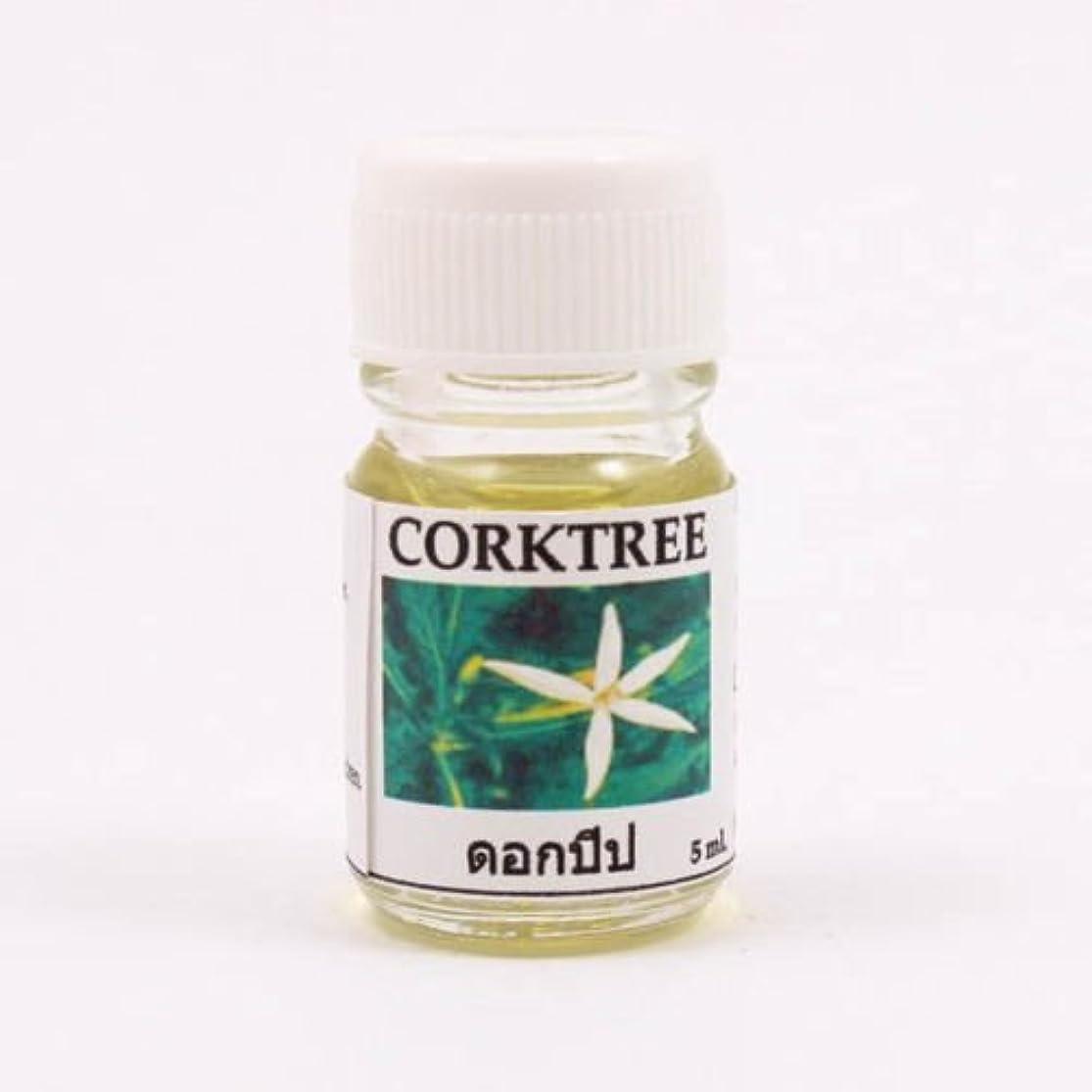 着陸毎年スクラップブック6X Cork Tree Aroma Fragrance Essential Oil 5ML. Diffuser Burner Therapy