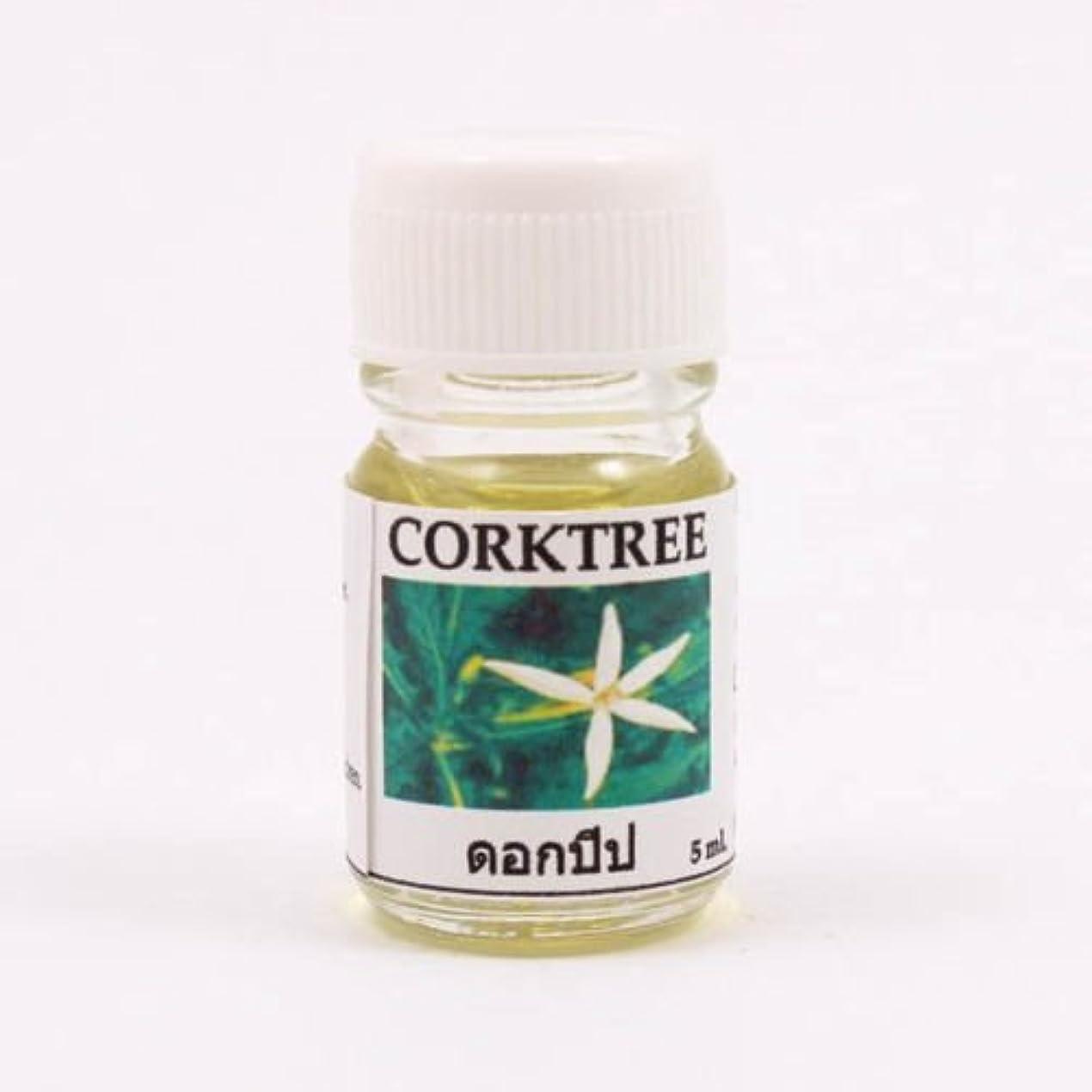 刺繍してはいけませんパイプ6X Cork Tree Aroma Fragrance Essential Oil 5ML. Diffuser Burner Therapy