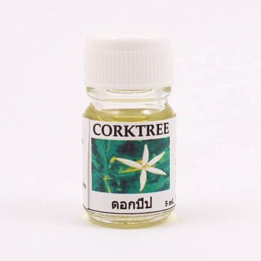 引き出し応用奇妙な6X Cork Tree Aroma Fragrance Essential Oil 5ML. Diffuser Burner Therapy
