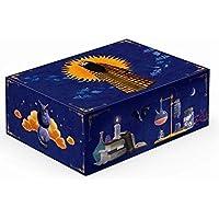 Djecoストレージボックス、マジックキッズ用ジュエリーand Toy Organizer