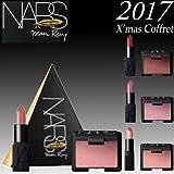 ナーズ ラブトライアングル 限定4色 2017 クリスマス コフレ -NARS- 8463