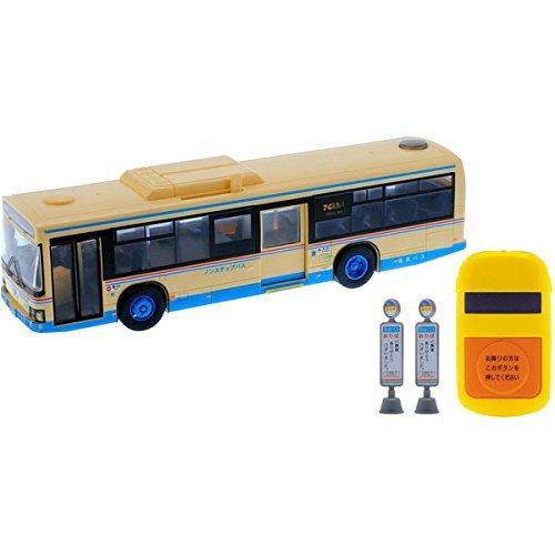 「つぎとまります! 」IRリモコン阪急バスの詳細を見る