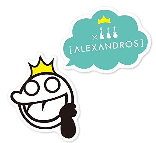 Alexandros アレキサンドロス ダイカット フロアマ...