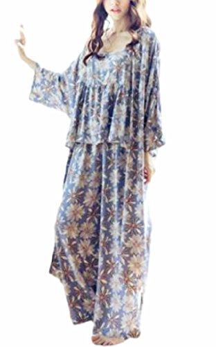 (ザザランド) ZAZALAND ルームウェア 花柄 3点セット レディース カーディガン パンツ キャミソール