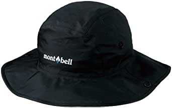 (モンベル)mont-bell GORE-TEX  ストームハット 1128514 BK ブラック S