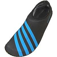 Gaorui Men's Aqua Water Sports Socks Skin Shoes For Beach Fitness Yoga Scuba Running Gym