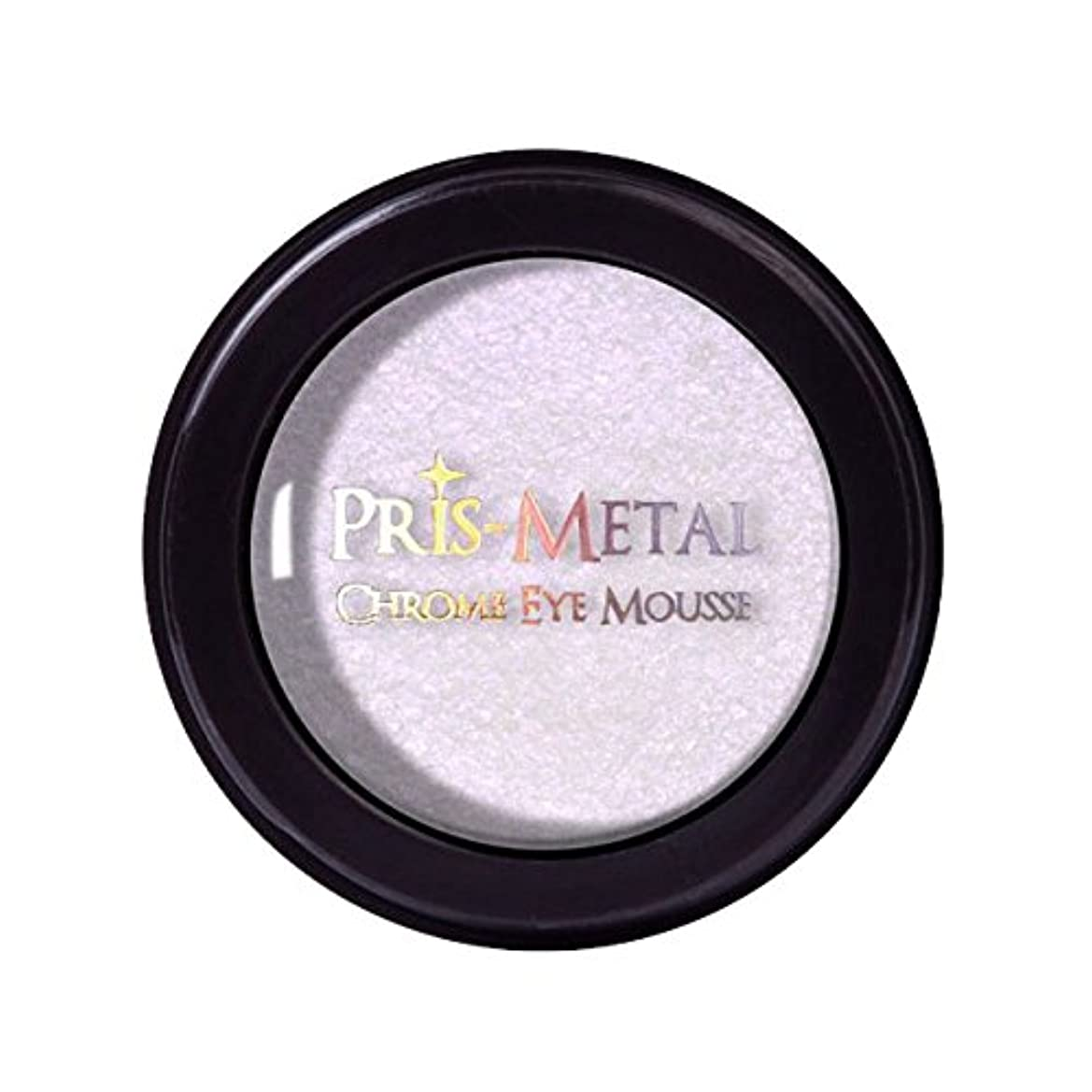 犯罪告白する遅らせる(3 Pack) J. CAT BEAUTY Pris-Metal Chrome Eye Mousse - Pinky Promise (並行輸入品)