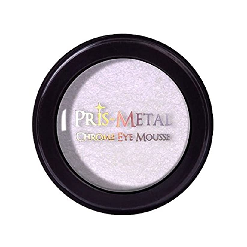 連想エールユーザー(3 Pack) J. CAT BEAUTY Pris-Metal Chrome Eye Mousse - Pinky Promise (並行輸入品)