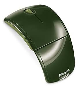 マイクロソフト レーザー マウス Arc Mouse グリーン ZJA-00052
