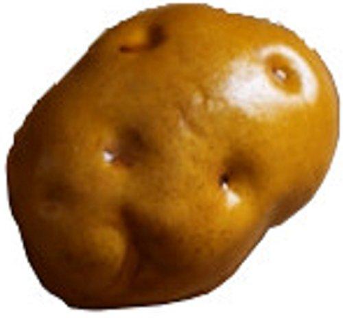 櫻文庫 じゃがいも ディスプレイ氷 食品 玩具 サンプル 小道具 野菜(じゃがいも10個)