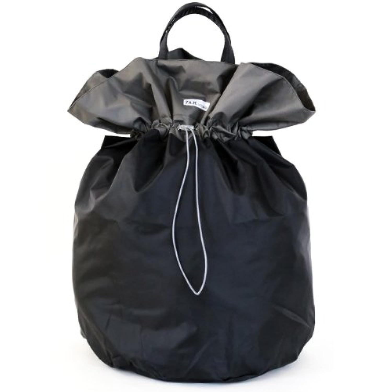 7A.M. ENFANT HAMPER BAG Black