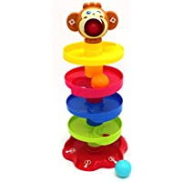 Little Treasures Super fun Monkey Ball Drop Tower for Kids Playtime [並行輸入品]