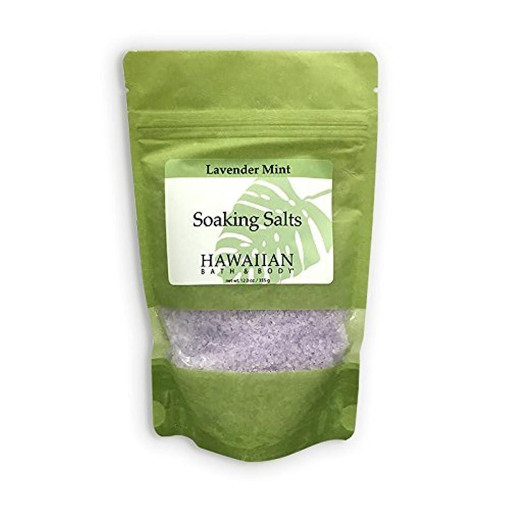 あさり痴漢法医学ハワイアンバス&ボディ ラベンダーミント?バスソルト ( Lavender Mint Bath Salt )