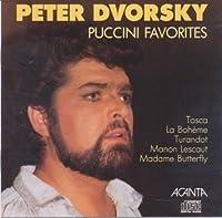 Puccini Favorites