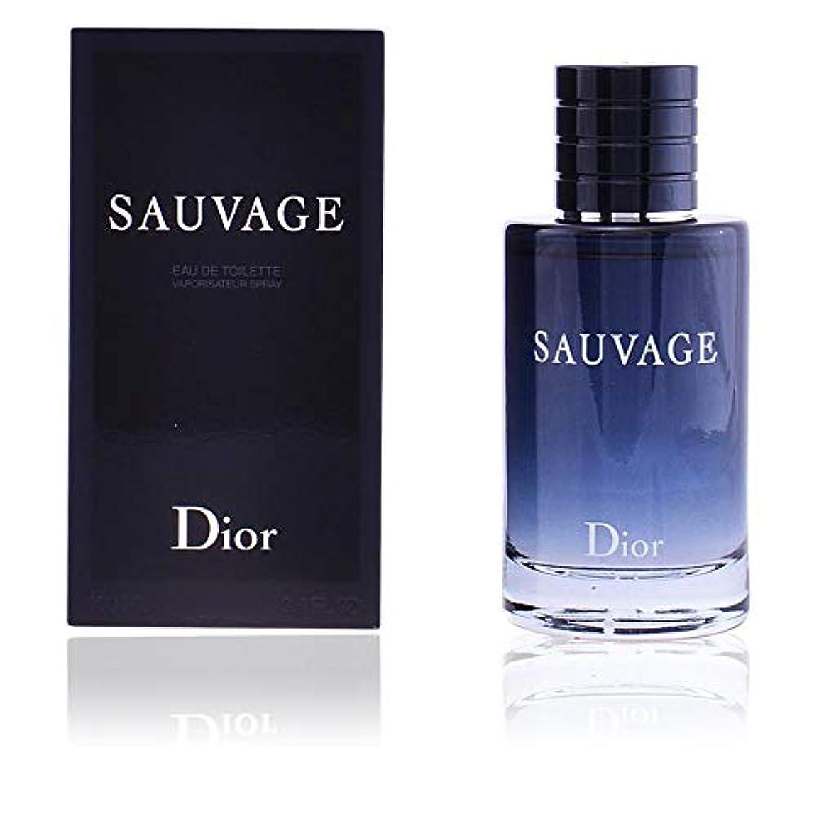 パブ引き潮避けるクリスチャン ディオール(Christian Dior) ソヴァージュ EDT SP 200ml[並行輸入品]