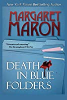 Death in Blue Folders (Sigrid Harald Series; 3)