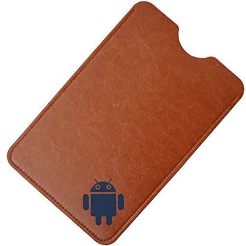 Google Nexus 7 レザーケース  (ブラウン)