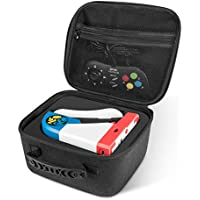 NEOGEO mini ケース Younik 収納ケース コントローラー PAD HDMIケーブル ハードケース パッド収納 全面保護