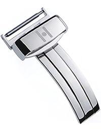HIRSCH[ヒルシュ] 腕時計 DバックルSS-18mm