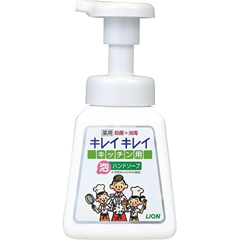 交換可能ダウンタウンスティックキレイキレイ 薬用 キッチン泡ハンドソープ 本体ポンプ 230ml(医薬部外品)