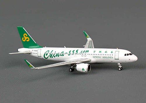フェニックス 1/400 春秋航空 A320 ウィングレット B-9965