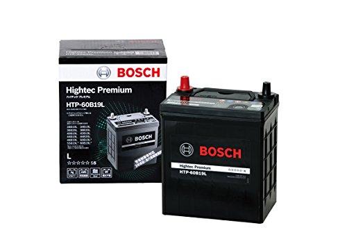 BOSCH (ボッシュ)ハイテックプレミアム 国産車 充電制御車 標準車 バッテリー HTP-60B19L
