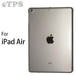 iPad Air ケース Smart Cover対応【TPSbA】ハードケース クリア(スマートカバー対応)