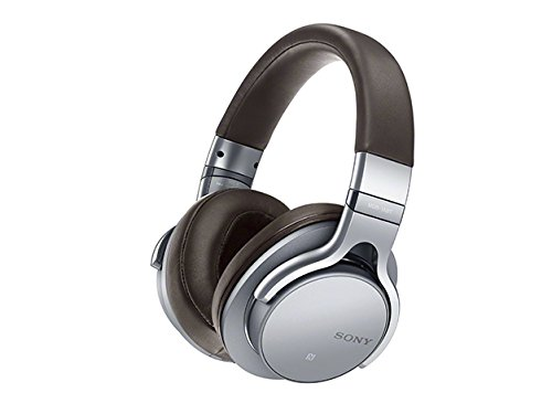 SONY 密閉型ワイヤレスヘッドホン ハイレゾ音源対応 Bluetooth対応 シルバー MDR-1ABT/S