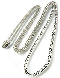 スワンユニオン swanunion 高級 ステンレス製 sn18 喜平 ネックレス 2.2mm 60cm