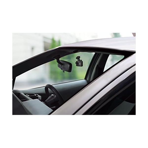 ユピテル GPS搭載ドライブレコーダー WD3...の紹介画像4