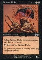 Magic: the Gathering - Spined Fluke - Urza's Saga