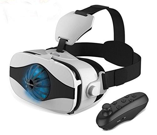 【Amazon.jp限定】TOYOKI 3D VR ゴーグル ...