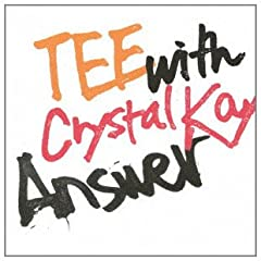 TEE with Crystal Kay「Answer」のジャケット画像