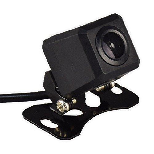 1stモール ドライブレコーダー 2カメラ 前後 高画質 駐車監視 フルHD 4インチ 大画面 液晶 駐車ナビ 1080P 上書き ST-DR-D86 (バックカメラ)