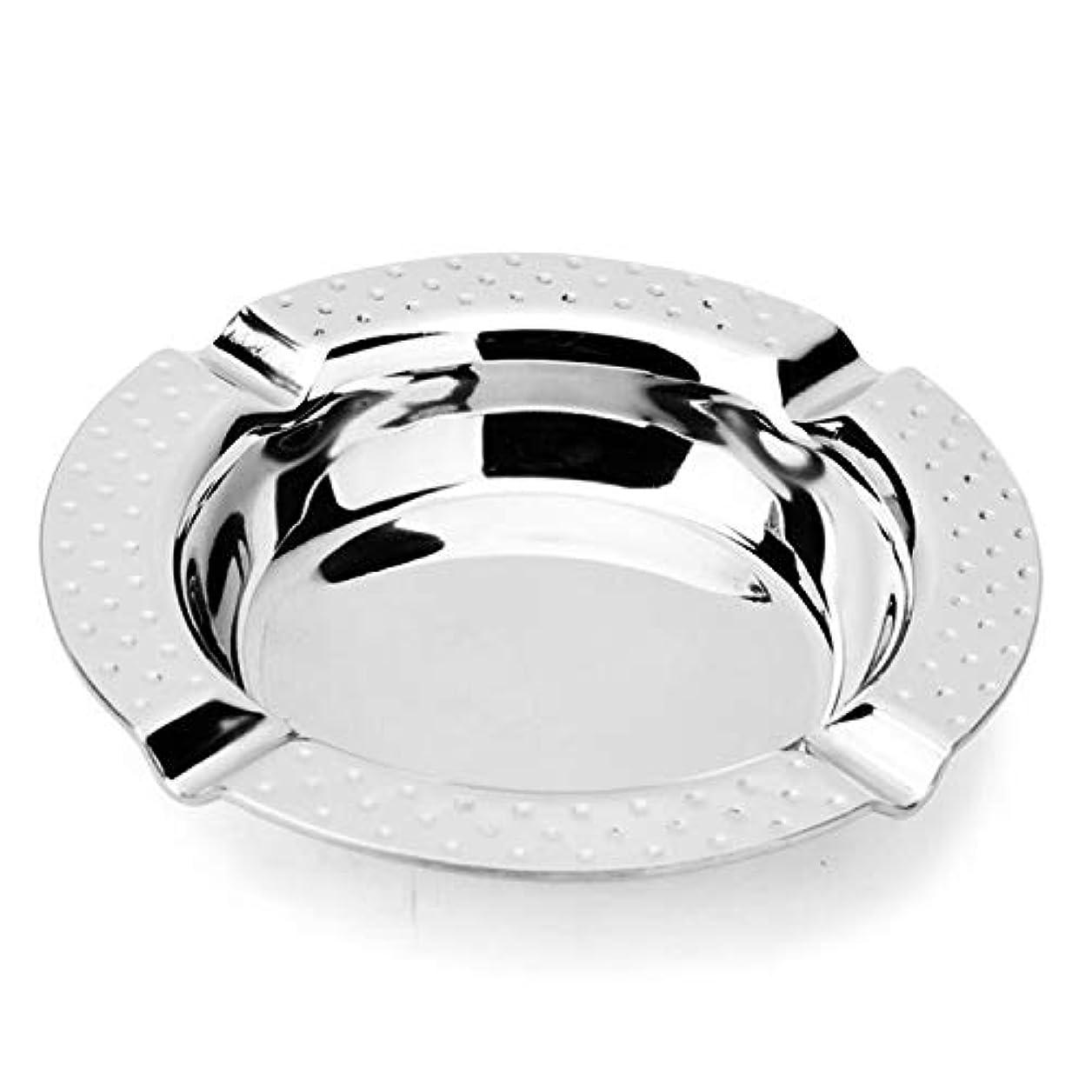 遠足ラッドヤードキップリングナチュラルステンレス鋼ハンマーポイント灰皿クリエイティブパーソナリティリビングルームオフィス、ヘイズ夫、同僚ギフト