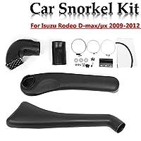 車のスノーケルキットいすゞロデオ RA/D-MAX/x 2009-2012 Abs 摂取部品セット