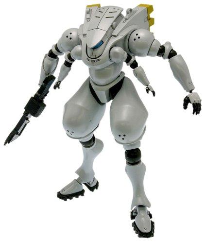 攻殻機動隊 S.A.C. 海自アームスーツ 海自303式強化外骨格 White Ver. 宮沢模型限定版