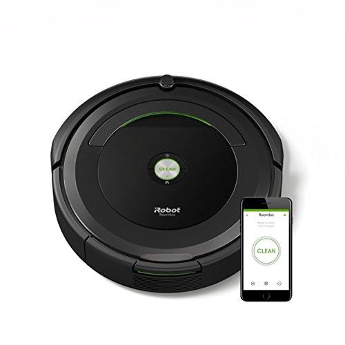 【Amazon.co.jp限定】アイロボット ルンバ691 wifi対応 複数床面対応 自動充電 ロボット掃除機 R691060