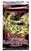 Yu-Gi-Oh Cards - Flaming Eternity - Booster Pack