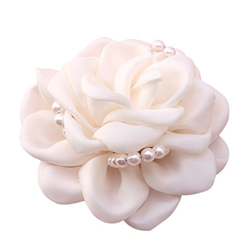 Corsage formal handmade elegant rose flower corsage Chou party party dress entrance ceremony graduation ceremony wedding