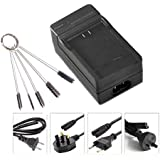 New NB-13L AC/DC Battery Charger Replacement for Canon NB13L, PowerShot G5X,PowerShot G7X and PowerShot G9X Cameras