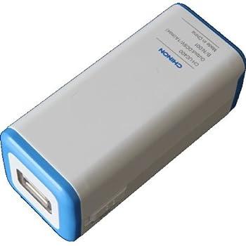 チノン iPhone対応 スマートフォン各種対応 充電器 モバイルバッテリー 単三形電池式 CH-UC400