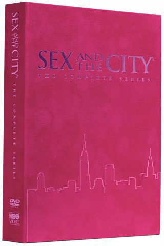 Sex and the City - The Complete Series (Collector's Giftset) [DVD] [Import]