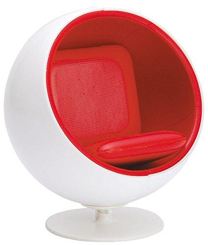 Design Interior Collection CP 1/12スケールミニチェア クリアパッケージ(CP02 No.3) エーロ・アールニオ ボールチェア