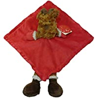 Baby Starters Plush Snuggle Buddy Security Blanket Reindeer by Rashti & Rashti
