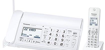 電話機能が充実<FAX付き>固定電話機のおすすめはどれ? -家電・ITランキング-